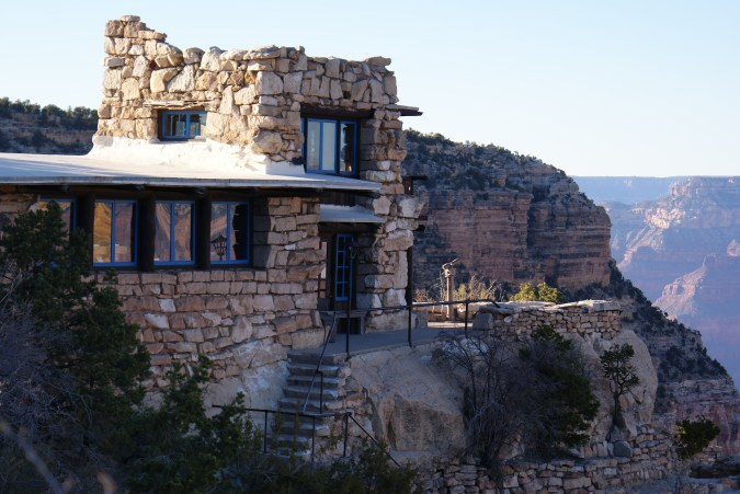 Artist Studio at Grand Canyon South Rim