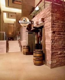 WKR Saloon Entrance