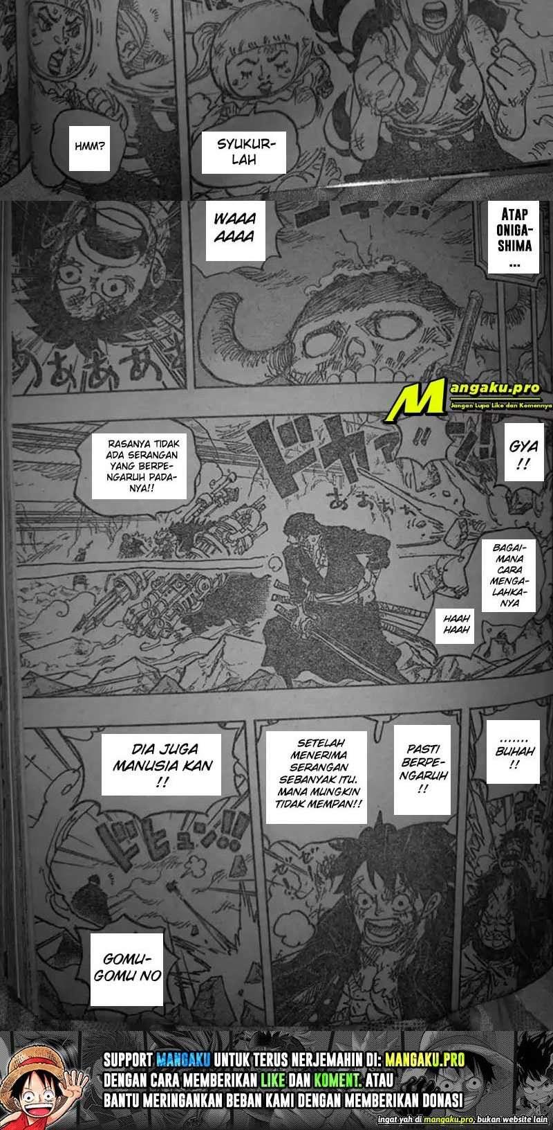 Mangaku One Piece 898 : mangaku, piece, Piece, Chapter, Bahasa, Indonesia, Komik, Station