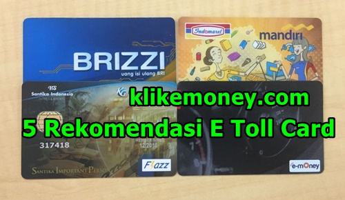 e-toll card, e-money (mandiri), e-toll,