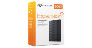 Perbedaan Harddisk External Seagate Expansion dan Back Up Plus