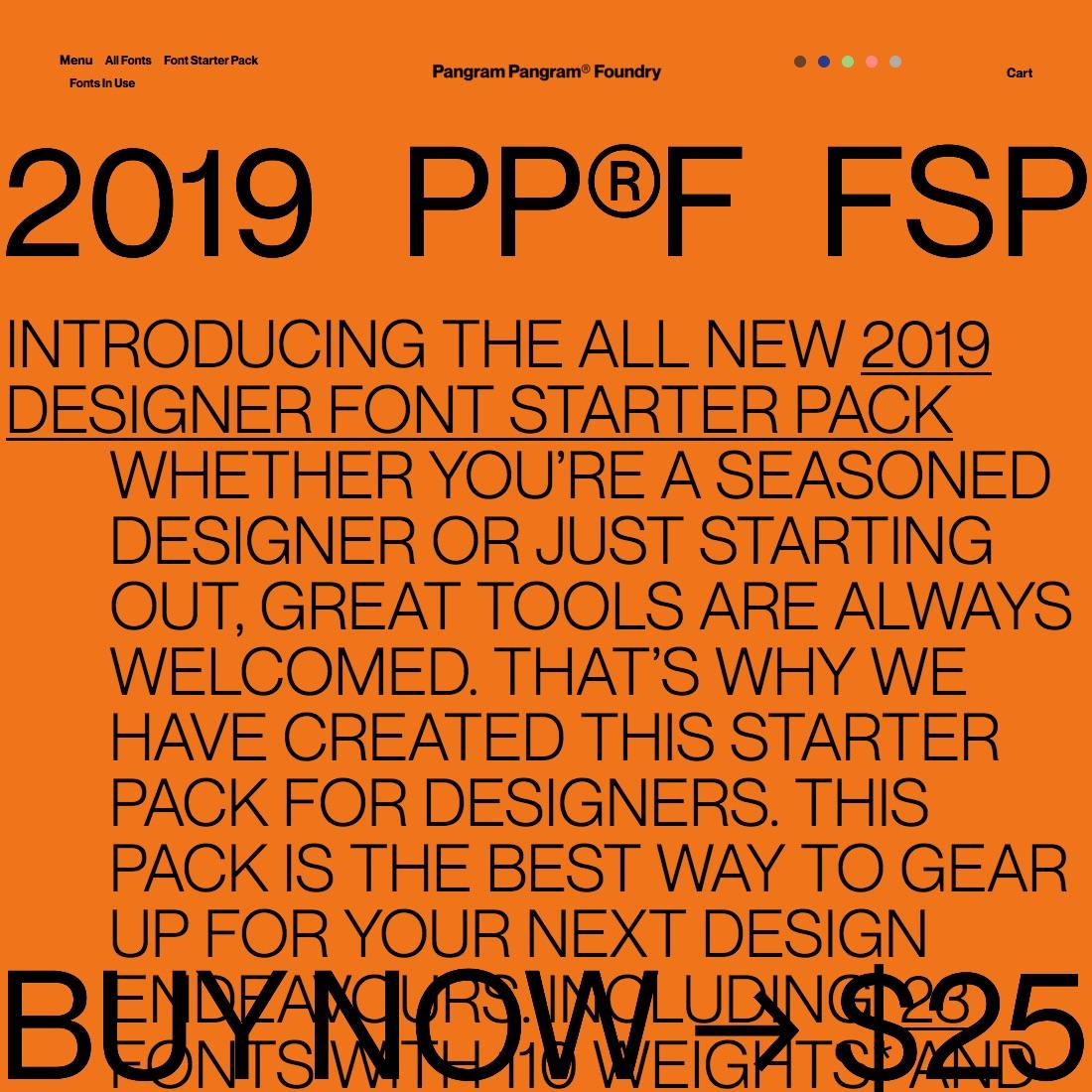Download The 2019 Pangram Pangram Designer Font Starter Pack ...