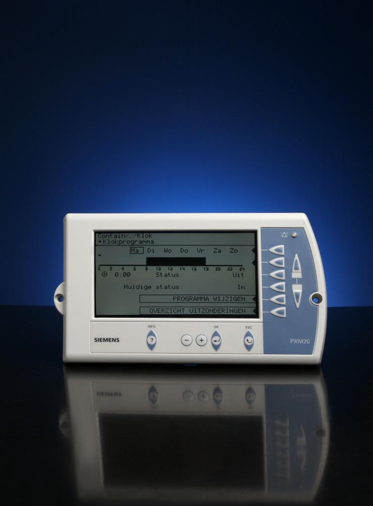 productfotografie voor HSI thermostaat