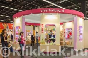 ISM zoetwarenbeurs stands Keulen 2015 Crest Suikerwerken B.V.