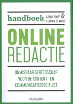 handboek-online-redactie voor de content- en communicatiespecialist