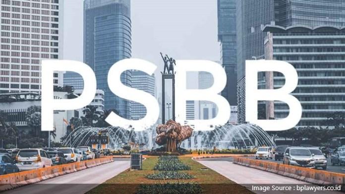 Kebijakan PSBB DKI Jakarta Dimulai 14 September, Perhatikan Sejumlah Ketentuannya