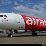 Terkena Dampak Covid-19, AirAsia Jepang Ajukan Pailit