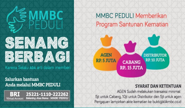 MMBC Tour And Travel - Bisnis Travel Online No.1 di Indonesia