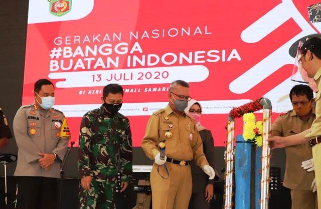 bangga buatan indonesia samarinda