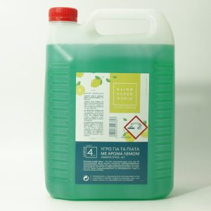 Υγρό Πιάτων Klim-Paper 4L