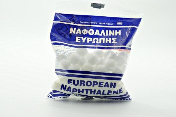Ναφθαλίνη σε βόλους 250gr