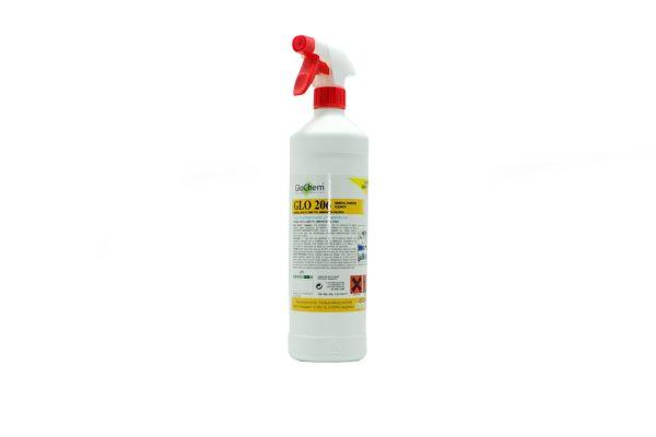 Yγρό Kαθαρισμού Eπιφανειών GLO206 1lt