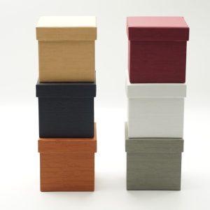 Κουτί Χάρτινο Κύβος 8.5×8.5×8.5cm