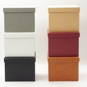 Κουτί Χάρτινο Κύβος 14x14x11.5