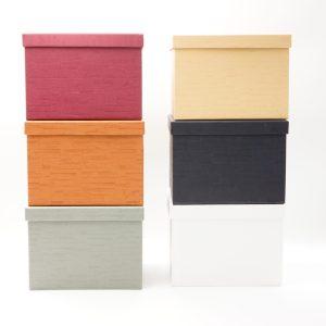 Κουτί Χάρτινο Κύβος 18x18x13