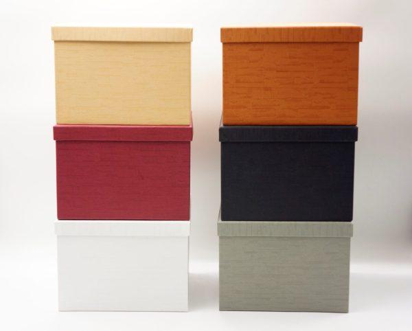 Κουτί Χάρτινο 19.5x19.5x14 Κύβος