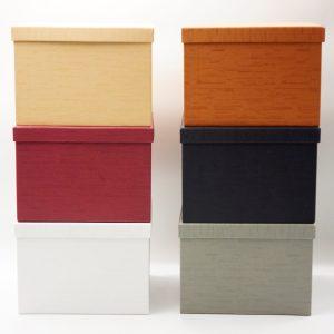 Κουτί Χάρτινο 19.5×19.5×14 Κύβος