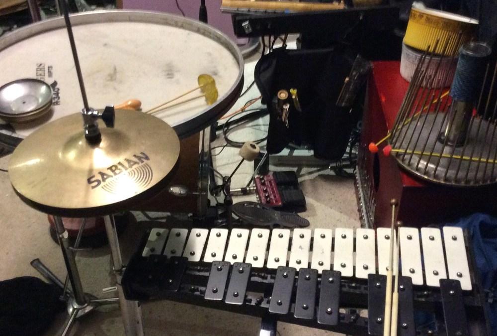 Brenau Instrument setup