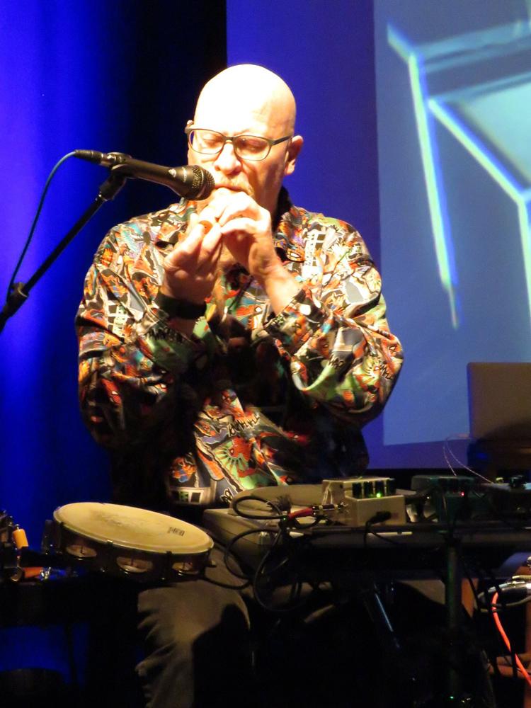 Asheville EM fest by Ted Johnson