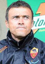 Luis Enrique © ASRoma.it