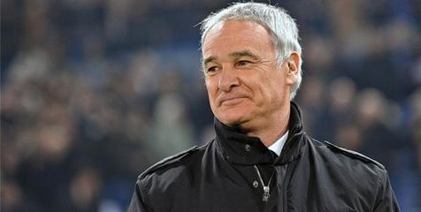Resmi: Inter Tunjuk Ranieri Gantikan Gasperini