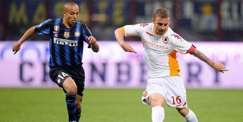 De Rossi Fit Untuk Duel Roma vs Inter