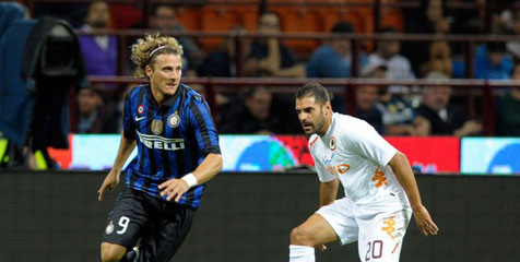 Preview: Roma vs Inter, Membara di Bawah Salju