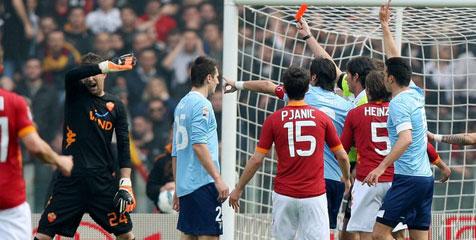 Review: 10 Lawan 10, Roma Takluk di Tangan Lazio