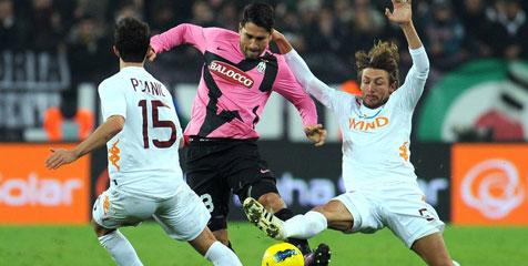 Tiket Juve-Roma Habis Hanya Dalam 40 Menit