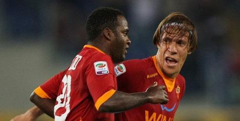 Review: Simplicio Bawa Roma Imbangi Napoli