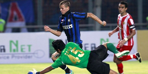Review: Indonesia vs Inter Milan, Kalah Kelas