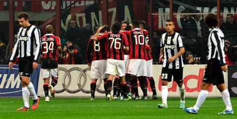 Review: Penalti Robinho Taklukkan Juventus