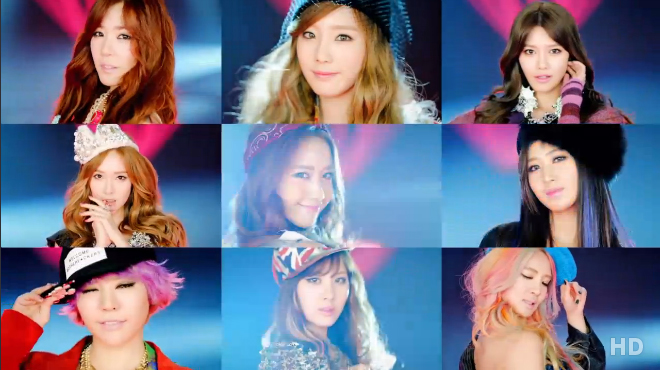 Teaser foto Girls Generation untuk I Got a Boy ©soompi.com