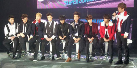 Super Junior: Fans Indonesia Hangat