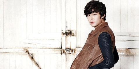 Lee Min Ho, Hallyu Star Nomor 1 di Jepang