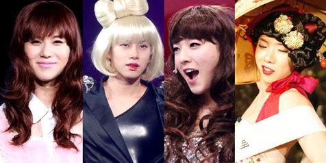 10 Idol Cowok Korea Dandan ala Cewek, Cantik Nggak Sih?