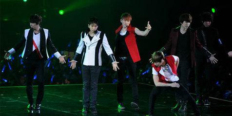 9 Maret 2013, Promotor Pastikan SuJu-SHINee-B2ST Konser di Indonesia