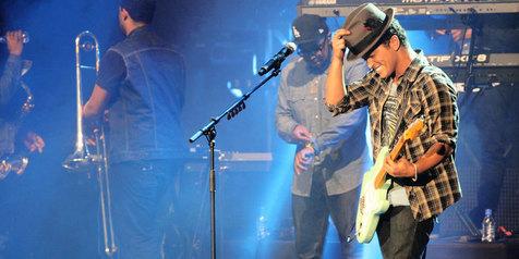 Bruno Mars: Aku Tidak Ingin Terkenal