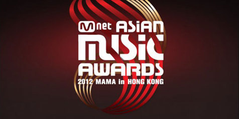Inilah Pemenang Mnet Asian Music Awards MAMA 2012