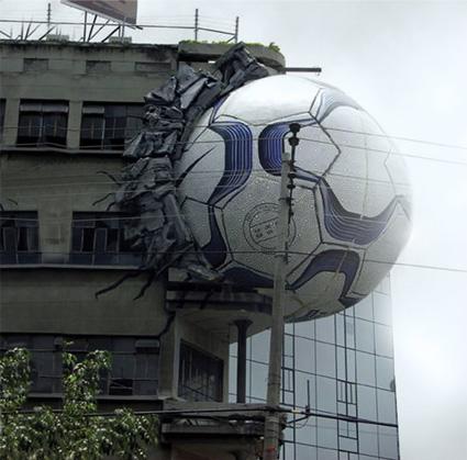 Nike : Bola Sepak