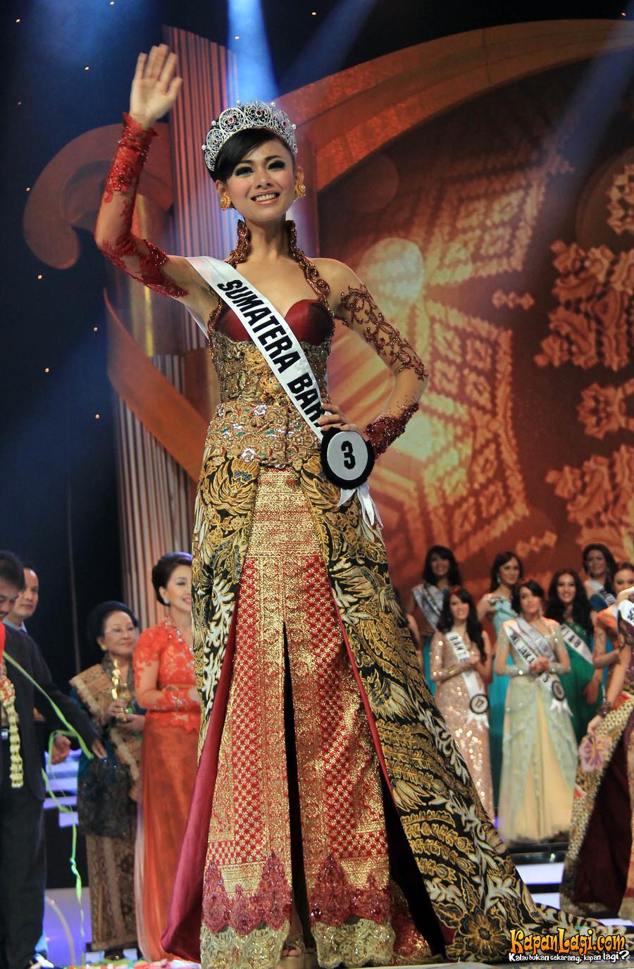 Wanita tercantik se-Indonesia