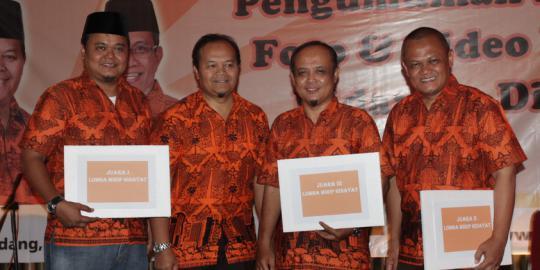 'Kembaran' Hidayat Nur Wahid dapat Rp 10 juta