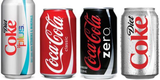 Intip bahan-bahan Coca-Cola yuk!