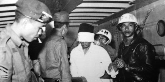 Kisah Soekarno teken persetujuan eksekusi mati sahabat karib