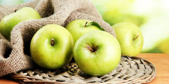 7 Manfaat mengejutkan dari buah apel
