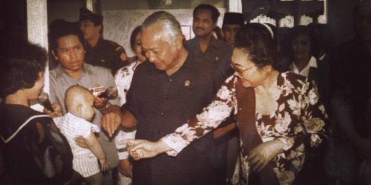 Enak sekarang atau zaman Soeharto?