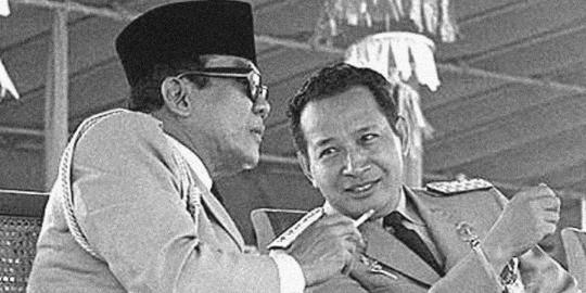 Kisah Pak Harto tolak perintah Bung Karno tangkap atasan