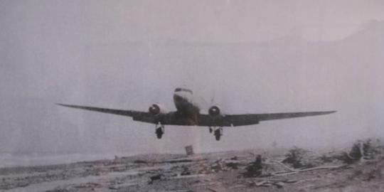 Tiga pesawat pertama Indonesia hasil sumbangan rakyat Sumatra