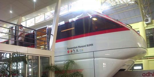 Pemkot Bekasi mulai kaji pembangunan shelter monorail