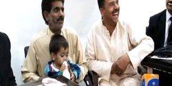 Pakistan sidang bayi berusia sembilan bulan
